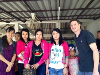 PaO 3 girls that received Christ