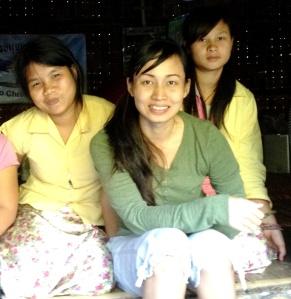 Esther, Tiff &C anaan
