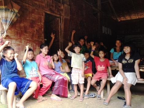 Children at Grace House