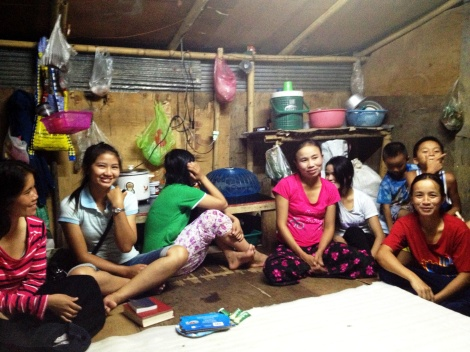 Cell group in the camp