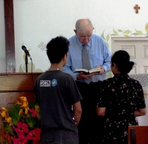 Committing to Christ