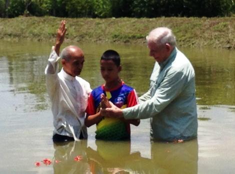 Jai Baptism