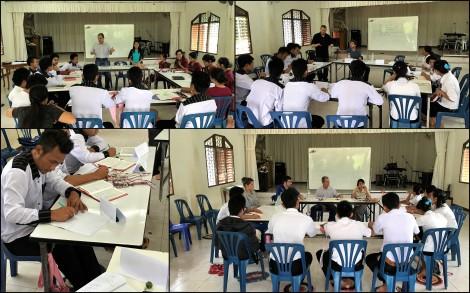 Bible school